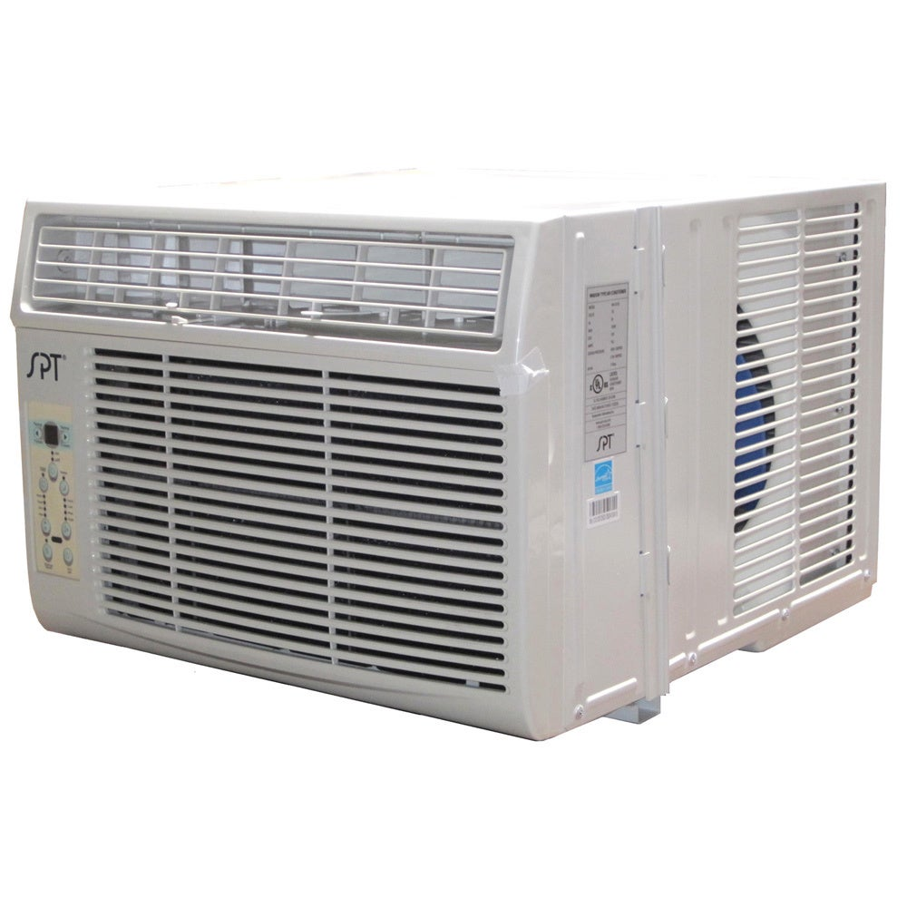 SPT Energy Star Window Air Conditioning Unit with Remote ...
