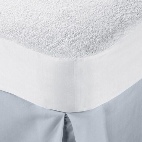 Superior Hypoallergenic 100-percent Waterproof Cotton Premium Mattress Protector