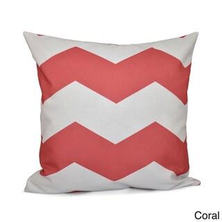20 x 20-inch Large Chevron Print Decorative Throw Pillow