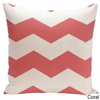 26 x 26-inch Large Chevron Stripe Print Decorative Throw Pillow