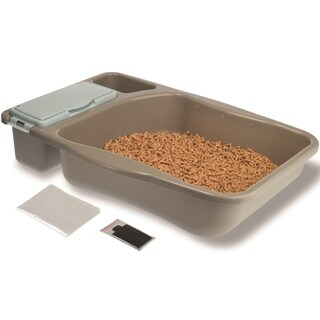 Pet Zone Simply Scoop Litter Box
