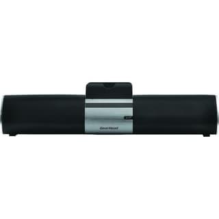 Gear Head BT7500BLK 2.0 Speaker System - 3 W RMS - Portable - Battery