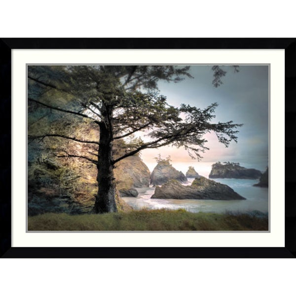 Framed Art Print 'All Day Dreamer' by William Vanscoy 43 x 32-inch