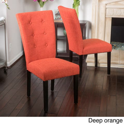 Angelina Dining Chair (Set of 2) by Christopher Knight Home