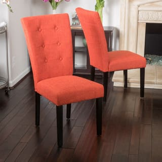 Orange Kitchen & Dining Room Chairs For Less | Overstock.com