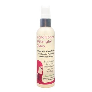 Nature Skin Shop Natural Fig Cranberry Conditioning 5-ounce Detangler