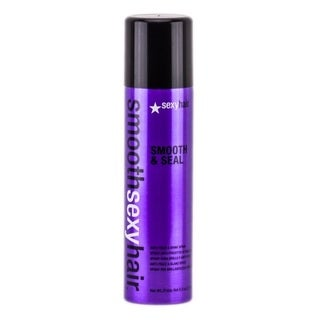 Smooth Sexy Hair 6-ounce Smooth and Seal Anti-Frizz and Shine Spray