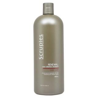 Scruples 33.8-ounce Renewal Shampoo