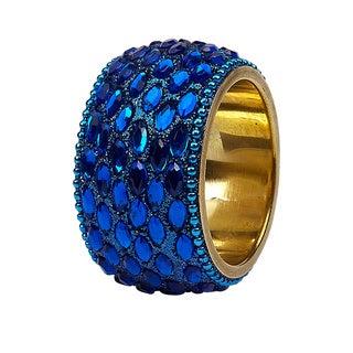 IMPULSE! Jubilee Napkin Ring (set of 4)