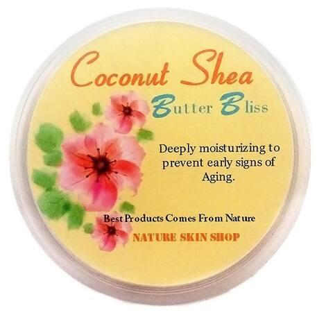 Handmade Coconut Shea Moisture Souffle Cream