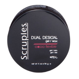 Scruples 4-ounce Dual Design Gel/ Wax