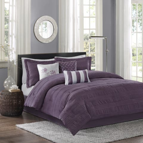 Madison Park Richmond 7-Piece Comforter Set