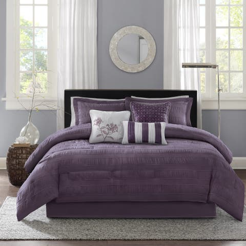 Madison Park Richmond 7-Piece Comforter Set