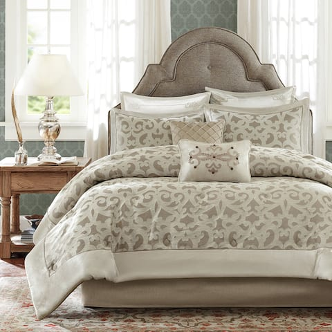 Madison Park Signature Stokes 8-Piece Comforter Set