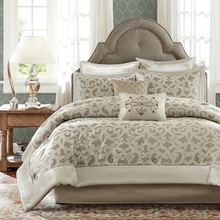 Madison Park Signature Stokes 8-Piece Comforter Set