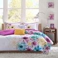 Intelligent Design Ashley Floral Microfiber Comforter Set