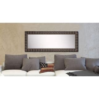 Mahogany Finish, Floor Mirror Mirrors For Less | Overstock