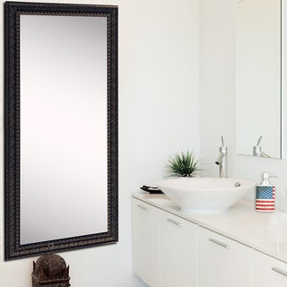 American Made Rayne Embellished Floor Mirror