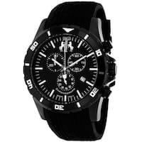 Jivago Men's Ultimate Sport Chronograph Black Watch