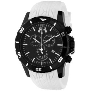 Jivago Men's Ultimate Sport Chronograph White Watch