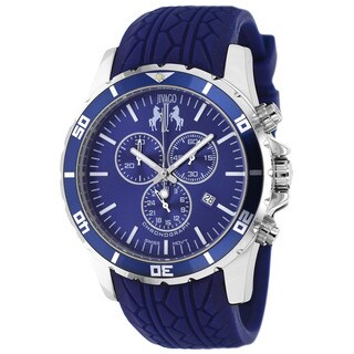 Jivago Men's Blue Ultimate Sport Chronograph Watch