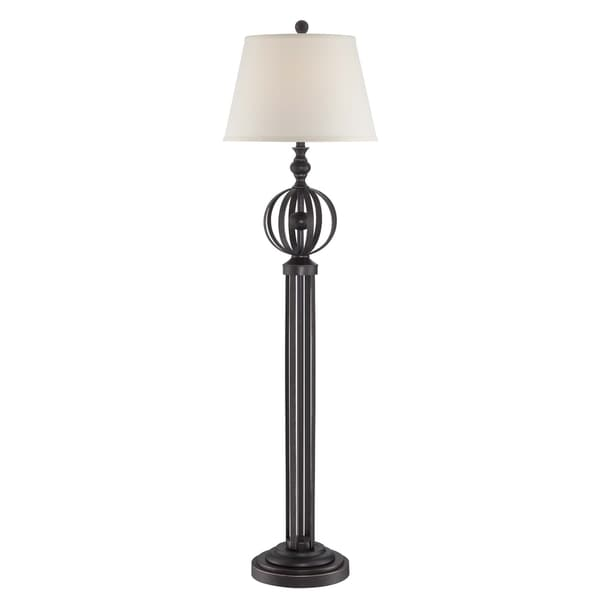 Lite Source Marquette 1-light Fluorescent Floor Lamp