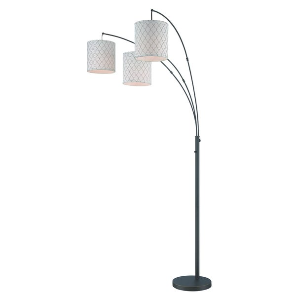 Lite Source Vasanti 3-light Floor Lamp