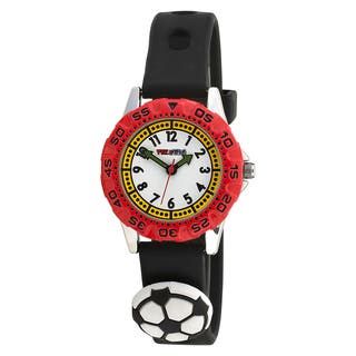 Sports Theme Time Teacher/ First Watch with Sports Aadornments Strap|https://ak1.ostkcdn.com/images/products/9240353/P16406698.jpg?impolicy=medium