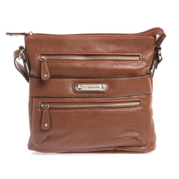 Franco Sarto Angelica Cross-body Bag - Free Shipping On Orders Over $ ...