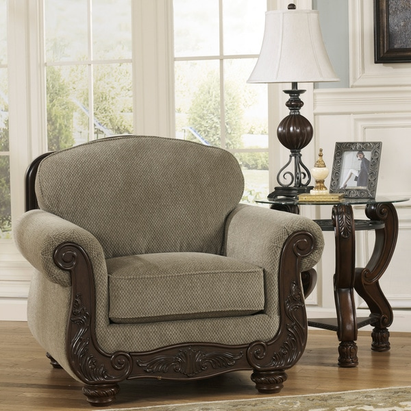 Signature Design By Ashley Martinsburg Meadow Chair Free