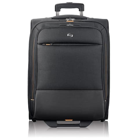Solo Urban 15.6-inch Laptop 20-inch Carry-on Upright Suitcase