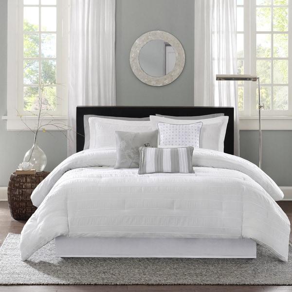 Shop Madison Park Sheridan 7 Piece Comforter Set Free Shipping Today 9240537