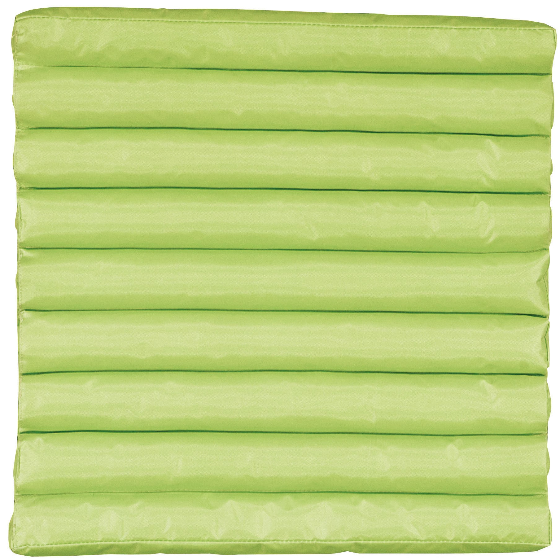 Mina Victory Indoor/Outdoor Lime Cushion (17 Inch X 17 In.