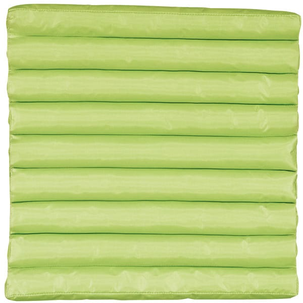 Mina Victory Indoor/Outdoor Lime Cushion (17-inch x 17-inch) by Nourison