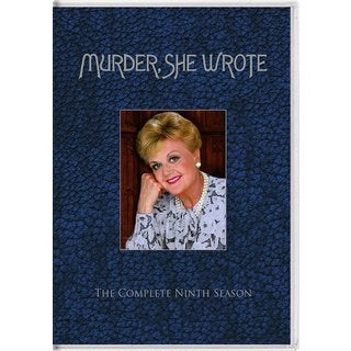 Murder, She Wrote: Season Nine (DVD)