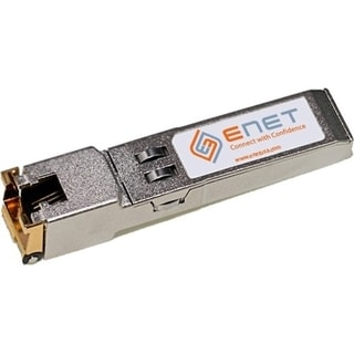 Fortinet FG-TRAN-GC Compatible 10/100/1000BASE-T SFP 100m RJ45 Copper