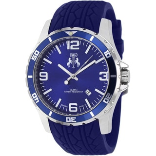 Jivago Men's Ultimate Sport Blue Watch