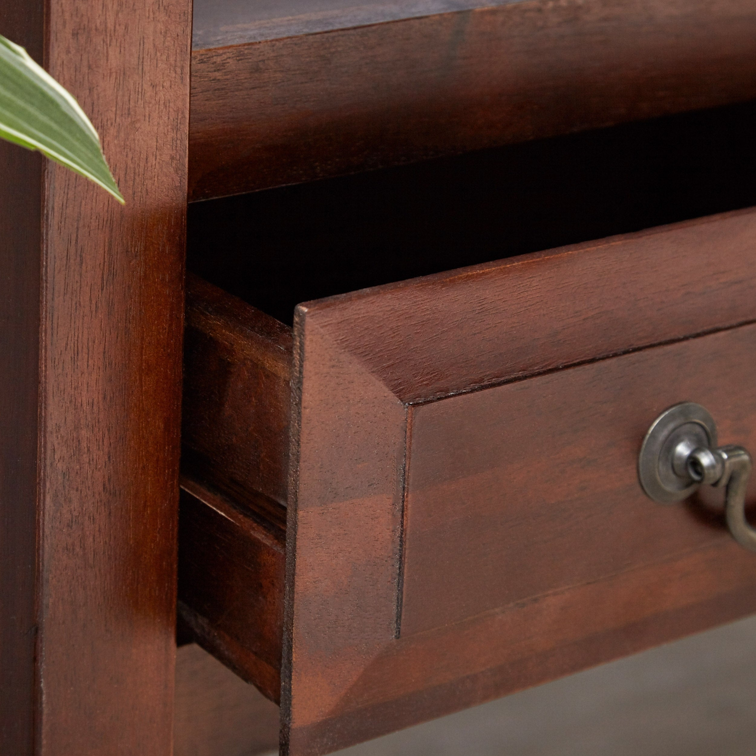 Grant-Acacia-Wood-Accent-Table-by-Christopher-Knight-Home thumbnail 15