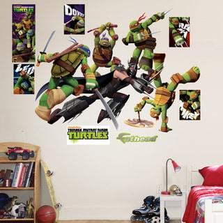Fathead Teenage Mutant Ninja Turtles - Shredder Battle Wall Decals