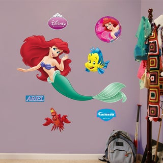 Fathead The Little Mermaid - Ariel Wall Decals