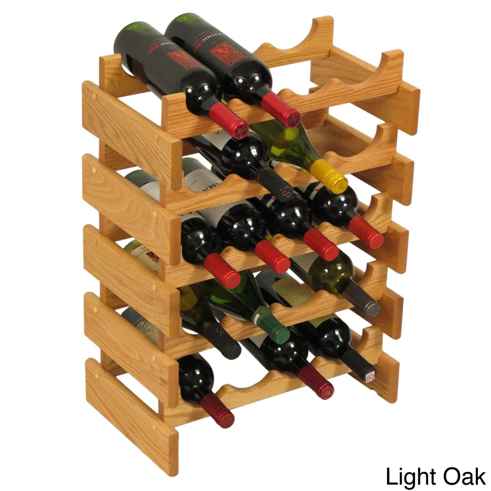 dakota wine rack