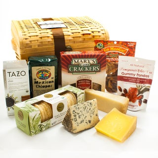 igourmet Basket of Organic Delights