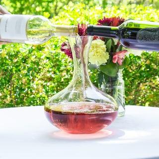 Personalized Wedding Wine Unity Ceremony Set