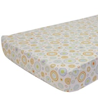 Nurture Imagination Baby Cosmo Dot Fitted Sheet