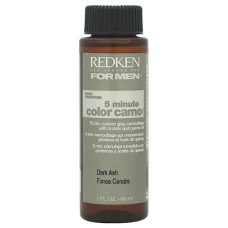Redken Men's 5 Minute Color Camo Dark Ash 2-ounce Hair Color