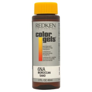 Redken Color Gels Permanent Conditioning 6NA Moroccan Sand 2-ounce Hair Color