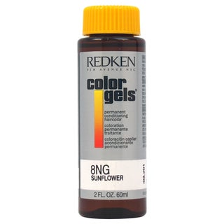 Redken Color Gels Permanent Conditioning 8NG Sunflower 2-ounce Hair Color