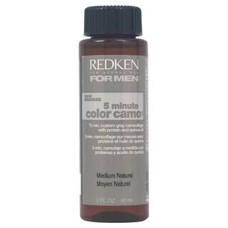Redken Men's 5 Minute Color Camo Medium Natural