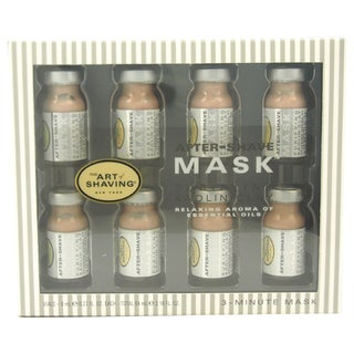 The Art of Shaving After-Shave Purifying Rose Clay Essential Oils (Set of 8)