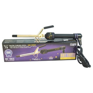 Hot Tools Professional 1.5-inch Salon Curling Iron